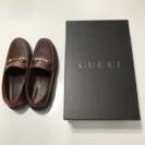 GUCCIの靴