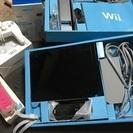 格安 値下げ  Wii ブラック その他備品フルセット