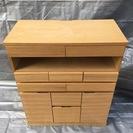 木製の小引き出し 収納 ラック 棚