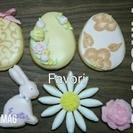 アイシングクッキー 1Day イースターレッスン(4月15日まで限...