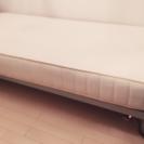 無印良品シングルベッド、マットレス