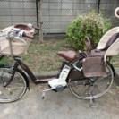 ①BSブリジストンアンジェリーノ電動自転車