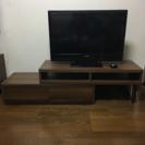 ATICAのテレビボード