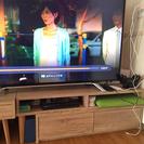 テレビボード 収縮