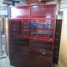 SH6.食器棚 カリモク