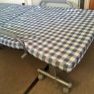 折り畳みベッド キャスター付き