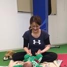親子の絆をつなぐベビーヨガ&ママの簡単ストレッチ教室