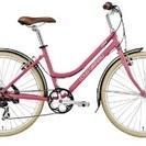 ルイガノtr2 ピンク