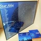 星座三点セット 星座早見盤・STAR DISC・Star Atla...