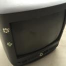 ブラウン管テレビ14型