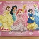 ディズニー プリンセス パズル 2枚セット 美品