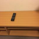 テレビボード 中の高さ自由に調整可能!机 テーブル 足つき