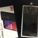 4/1まで値下げ ほぼ未使用 ZenFone2 Laser (ZE...