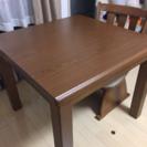 ★美品★小さめテーブルこたつ