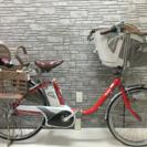 電動自転車 パナソニック ビビチャイルド(リチウム)子供乗せ チャイルド