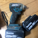 マキタ makita 充電式インパクトドライバー