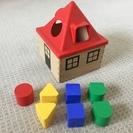 IKEA パズルボックス (babyおもちゃ)