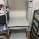 【急募】キッチン収納でも◎ パソコンデスク