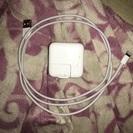 Apple純正充電器 純正ケーブル