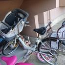 三人乗り自転車※難あり※