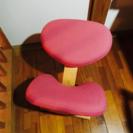 姿勢を正す椅子