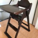 食事テーブル付き椅子