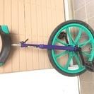 一輪車 / パンクしていますが直せる方いかがでしょう