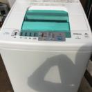HITACHI7kg全自動洗濯機