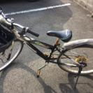 〈交渉中〉自転車🚲