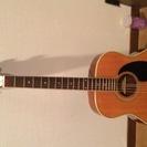 パールのアコースティックギター