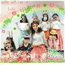 子供フラ教室☆ママのフラ教室☆新年度募集!