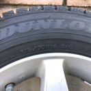 DUNLOP製未使用スタットレスタイヤ 値下げ