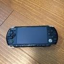SONY PSP ケース付き ブラック