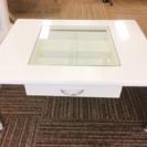 折りたたみテーブル(ホワイト)