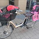 ◆◆ ブリジストン アンジェリーノPOSH 2人同乗基準適合自転車...