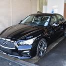 米国インフィニティ Q50 欧州新車並行神奈川県