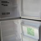 2007年製 2ドア冷凍冷蔵庫 SR-141M サンヨー SANYO