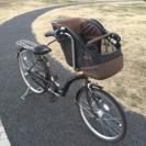 子乗せ自転車 OGK イオンバイク 26インチ