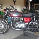 旧車 カワサキ W1S 650