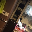 細めの食器棚