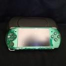 PSP-3000本体とケース