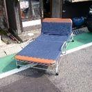 折り畳みシングルベッド!