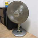 扇風機型ヒーター