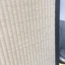 古い置き畳 京間。サイズと形は色々の12枚。