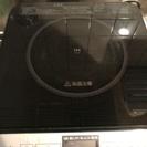 Panasonic IH調理器 ブラック