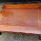 木製テーブル♪ ローテーブル