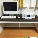 ロータイプパソコンデスク売ります!!