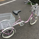 ブリジストン☆三輪車自転車