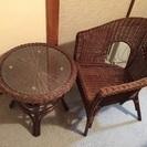 机椅子セット