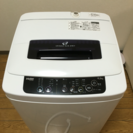 2か月未満使用の超美品 4.2kg洗濯機 一人暮らし 単身 HAI...